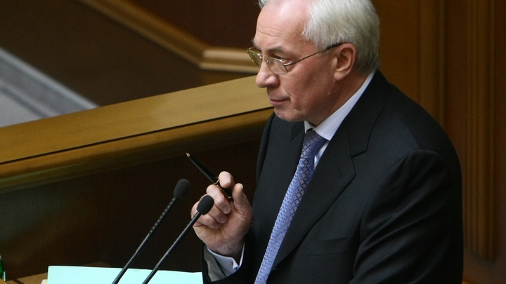 Азаров крылатым выражением Лаврова без мата оценил срыв разведения сил националистами