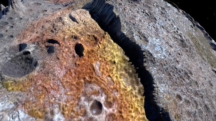 Уфологи нашли на Марсе базу, которую покинули инопланетяне