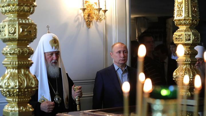 Глава пресс-службы Патриарха раскрыл тайну красной коробки в машине Путина на Валааме