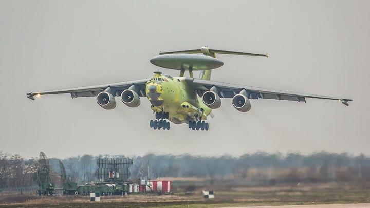 Самолет А-100 «Премьер» даст России превосходство над авиацией НАТО - The National Interest