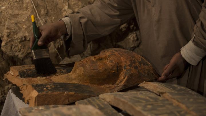 Воскрешенная ДНК раскрыла загадку мумий древнеегипетских братьев