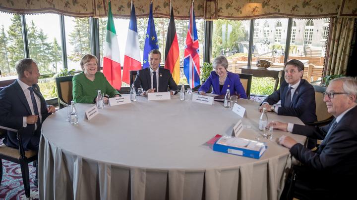 Русофобы быстрого реагирования: Главы G7 создадут «группу» борьбы с Россией