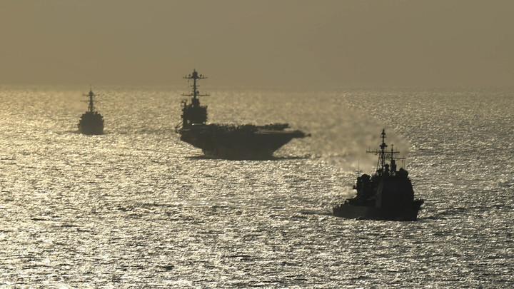 Превратились в гадких утят: Американский флот накрыла плавучая катастрофа