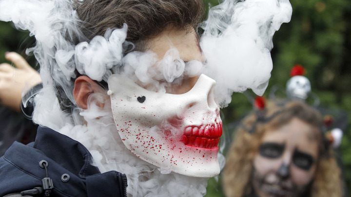 Нашествие зомби. Подмосковье становится столицей наркоманов