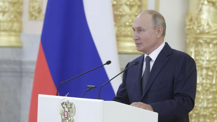 Миллион для президента? Путина выдвинули на Нобелевскую премию мира