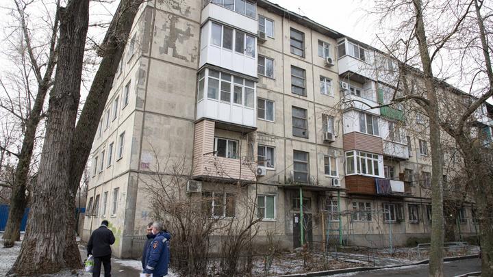 Власти пообещали на строить высотку на месте проблемного дома в пер. Кривошлыковском