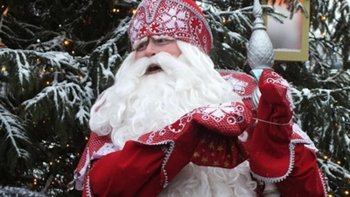 В Челябинске родители отказываются приглашать к детям Деда Мороза и Снегурочку