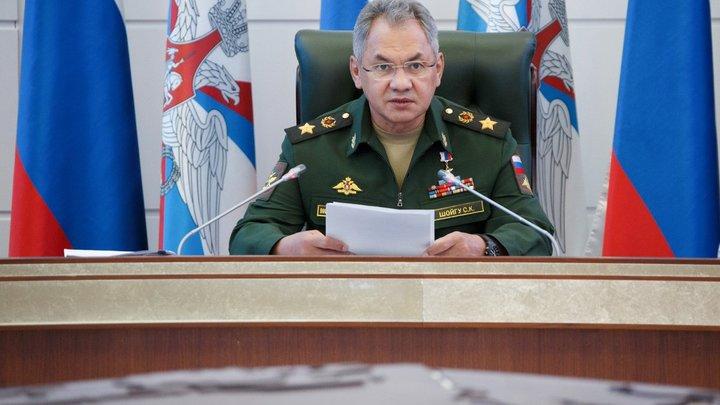 Коррупционерам не повезло, теперь будут говорить с Шойгу: Военно-строительная компания займётся стройками века