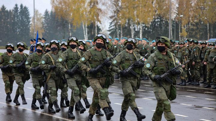 Задержания несогласных начались в Минске