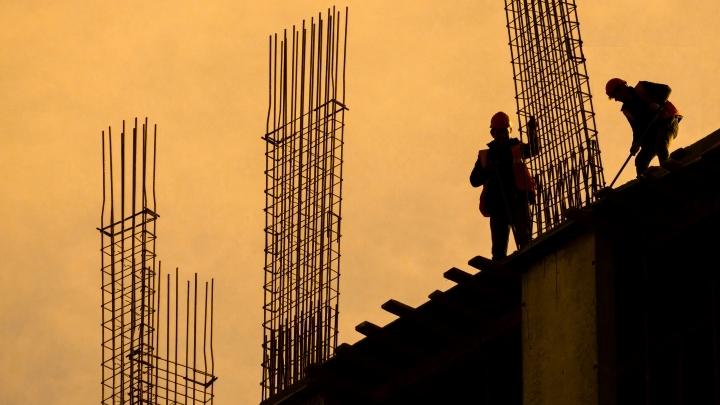 В Кузбассе отменили запрет и приступили к строительству 24-этажек