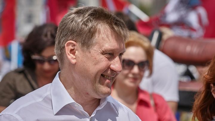 Мэр Локоть заявил о «точке невозврата» в ремонте дорог Новосибирска