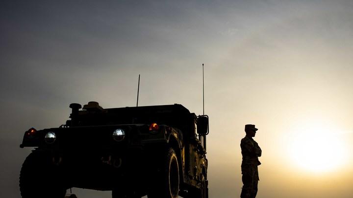 Американцев наказали в Сирии ракетным ударом