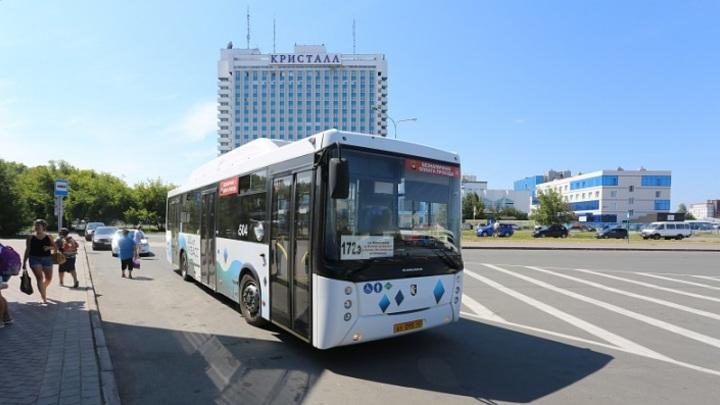 В маршруте автобусов до кемеровской Лесной Поляны появится новая остановка
