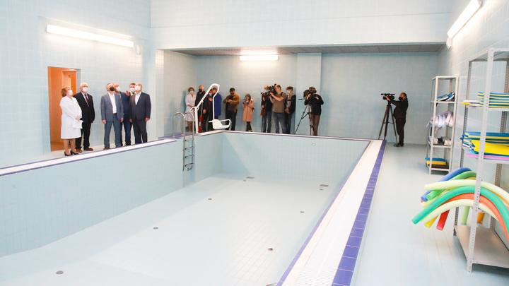 Строили-строили и построили! В Петербурге открыли поликлинику, которую ждали 13 лет