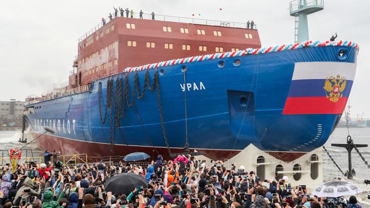 Русское могущество в Арктике «Уралом» приросло