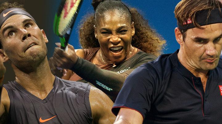 Они стареют: Кто заменит теннисных чемпионов