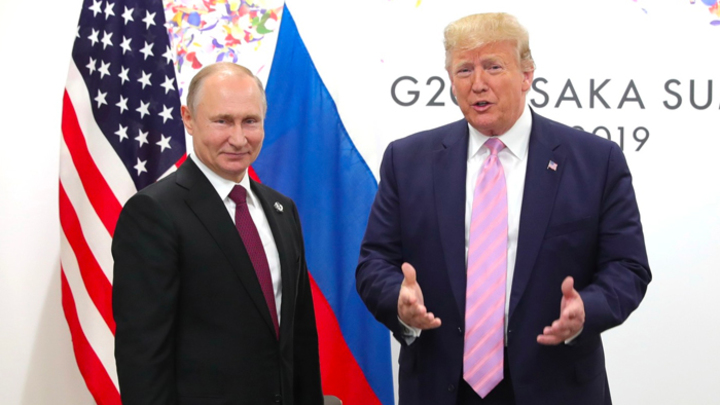 Путин снова помешал Трампу разбомбить Иран