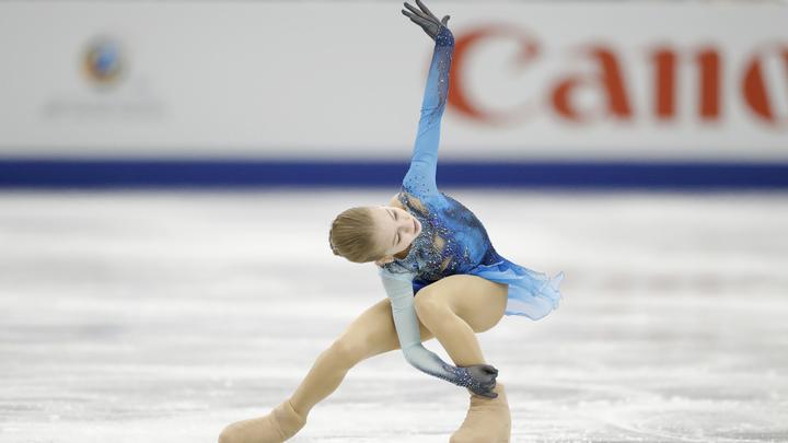 Не по-женски прыгнула: Фигуристка Трусова набрала баллов больше, чем мужчины