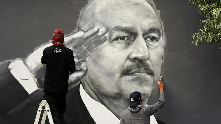 Ты просто космос, Стас: как история c граффити становится политикой