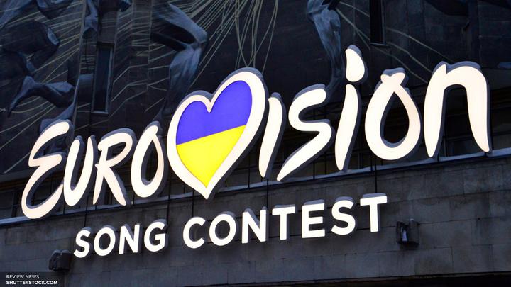 В Киеве у главной арены конкурса Eurovision осталась без n