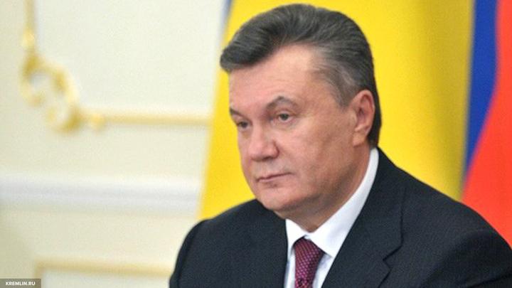 Информацию о Януковиче убрали из базы Интерпола