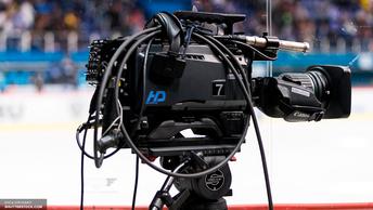 Российские хоккеисты нанесли поражение сборной Германии накануне Дня Победы