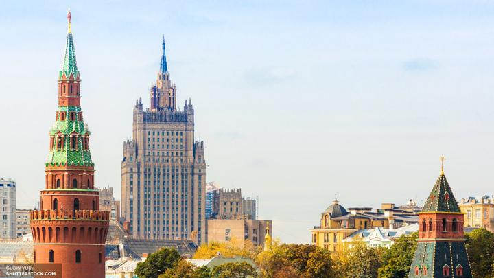 МИД РФ о решении Грузии по Лужкову: Рационально объяснить такое поведение трудно