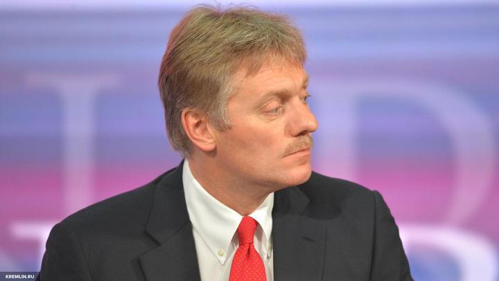 Песков прокомментировал письма Путину от сына Сущенко