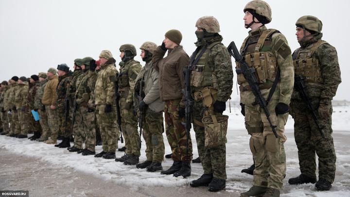 Росгвардия будет участвовать в отражении агрессии против РФ вместе с военными