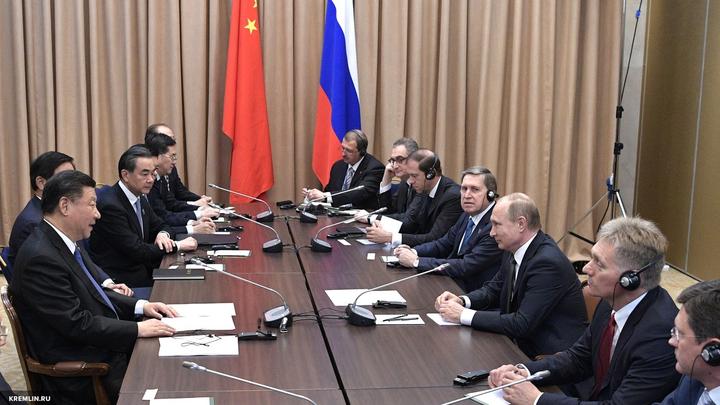 Лидеры стран ШОС подписали заявление о борьбе с террором