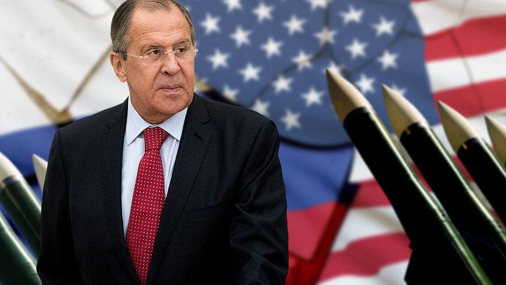 Лавров о выходе США из ДРСМД: Методами СССР отвечать не станем