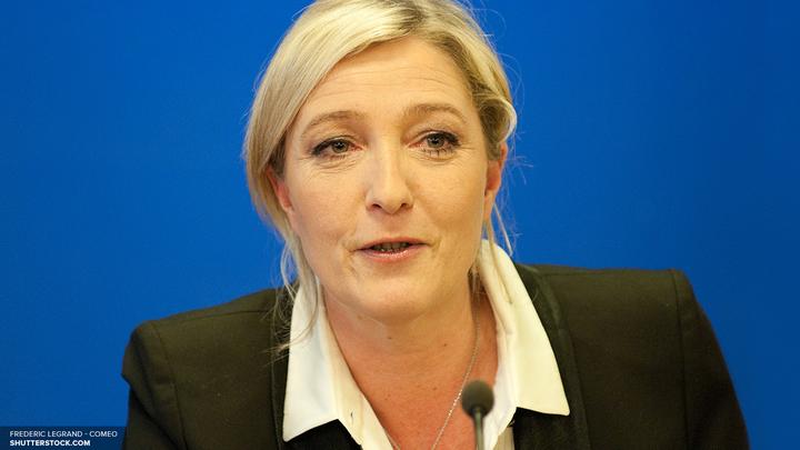 Ле Пен напомнила ЕС: Вы нарушилисоглашение о демилитаризациис Россией