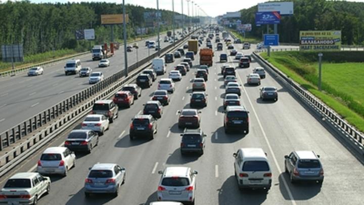 Автомобилисты жалуются на трассу М4 «Дон» - видео
