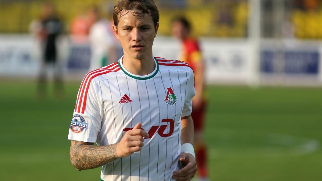 Футболист Павлюченко вернулся вкоманду, где 20 лет назад начинал карьеру