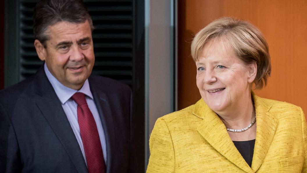 МИД Германии: Евросоюз будет искать союза с Россией и Китаем из-за игр США