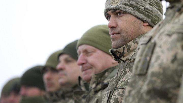 Украинские военные подорвали сами себя: бойцов ВСУ разметало