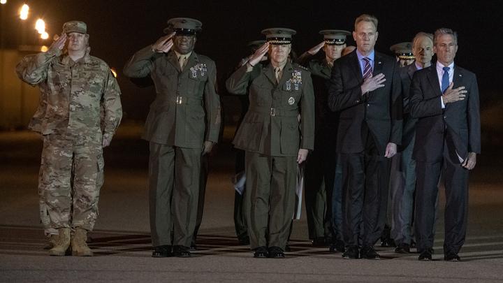 Вашингтон задержит вывод войск из Афганистана по просьбе Германии