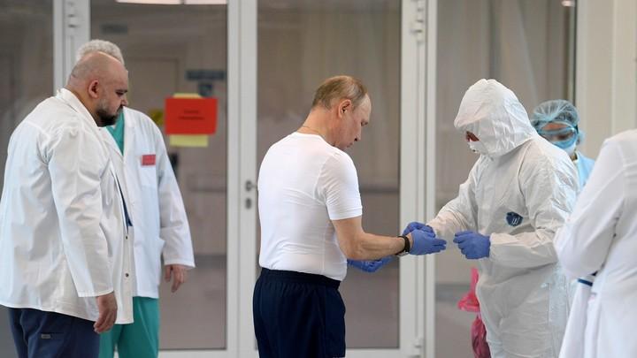 Только Си Цзиньпин и Путин: Почему визит в Коммунарку - это сильно - Чеснаков