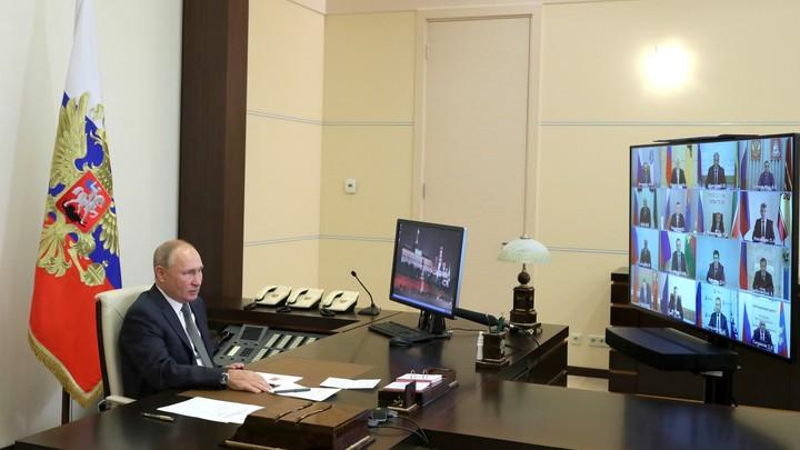 Не подведите людей: Путин не дал губернаторам шанса на ошибку