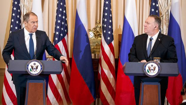 О чём сговорился Лавров с Трампом и Помпео в Вашингтоне