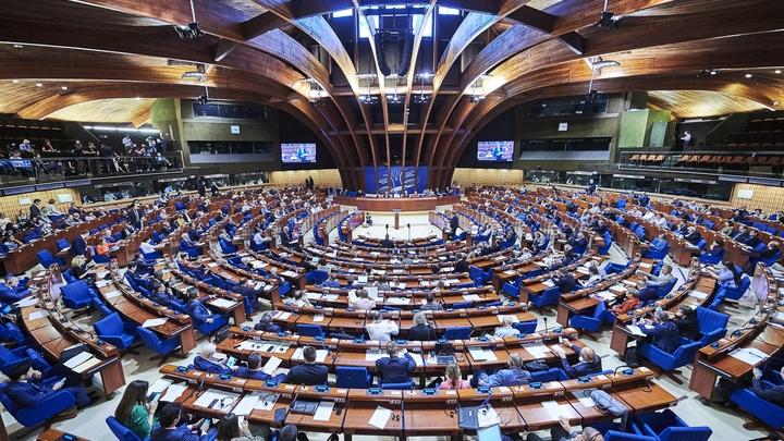Совет Европы порадовался авансовому платежу России