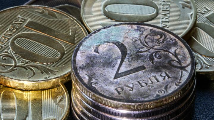 Рубль стал популярной мировой валютой