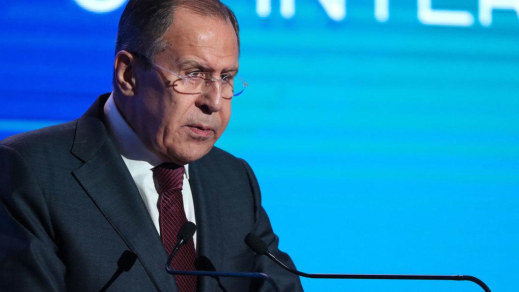 Лавров высказался о позиции России по ключевым глобальным проблемам
