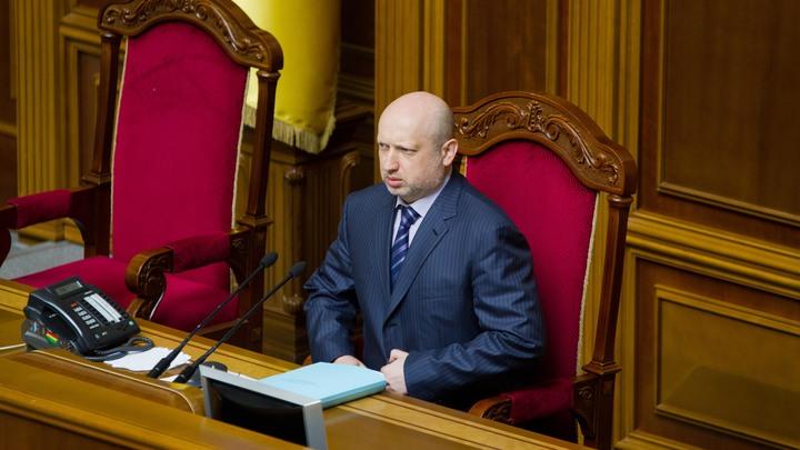 Турчинов: Украина теряет от наркомании и алкоголизма 120 тысяч человек в год