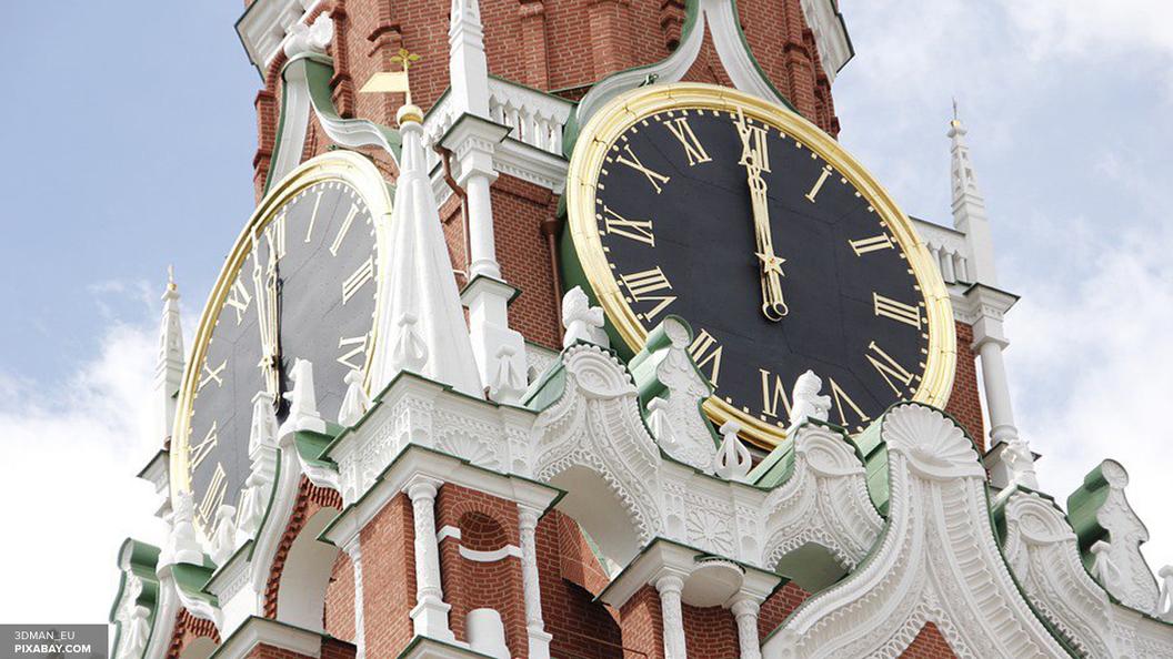 В Москве до сих пор включается зимняя иллюминация