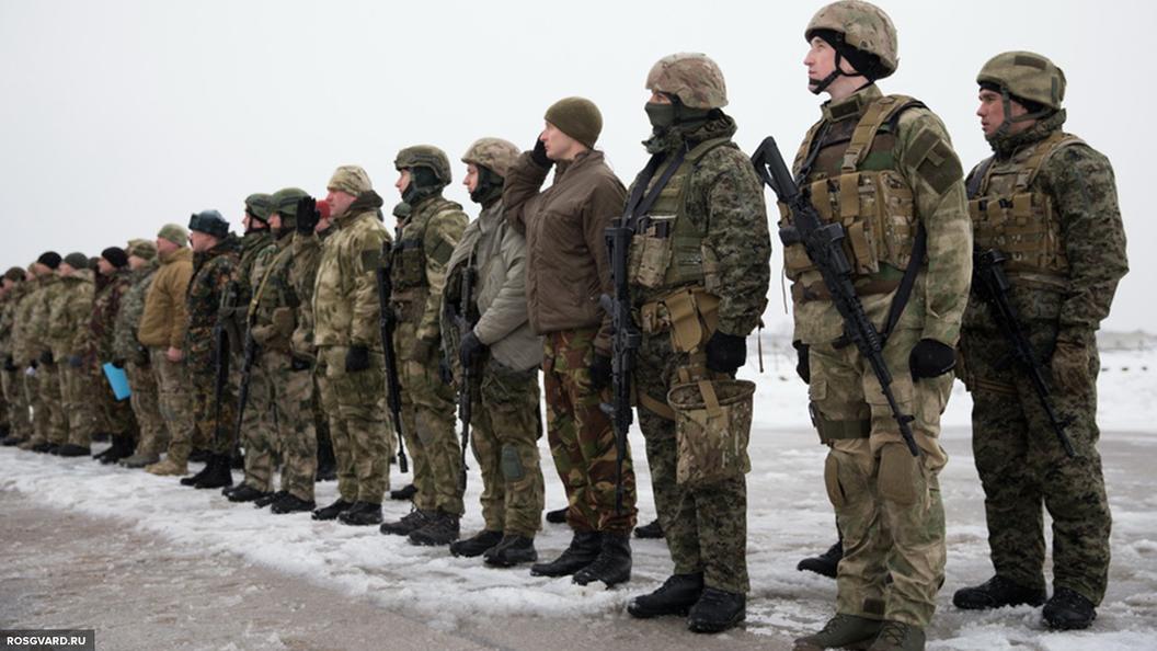 В Чечне ликвидировали боевиков, напавших на часть Росгвардии