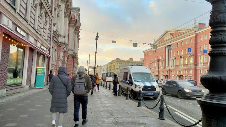Двоих мигрантов заключили под стражу после массовой драки в Петербурге