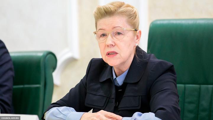 Елена Мизулина призвала менятьсистему, разрушающую кровную семью