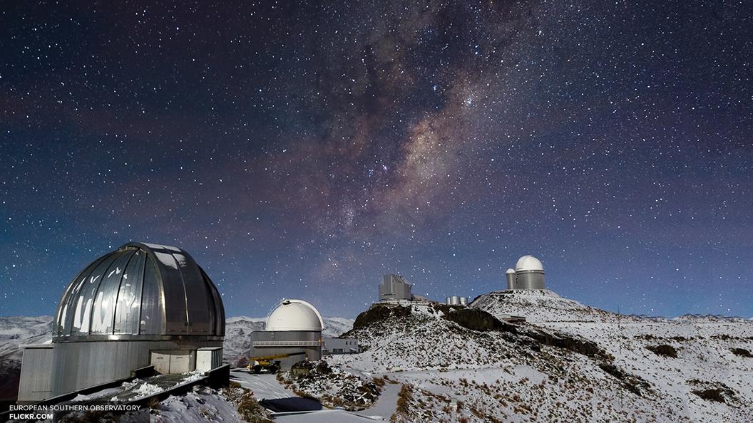 Ученые нанесли 12 крупнейших метеорных потоков на интерактивную карту