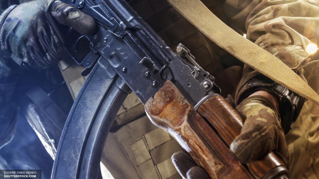 Офицеру ВСУ пришлось отстреливаться от пьяных бойцов